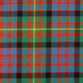 Carnegie Tartan Fabric Swatch