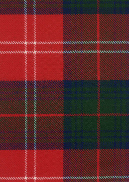 Chisholm Modern Tartan Fabric Swatch