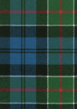 Colquhoun Ancient Tartan Fabric Swatch