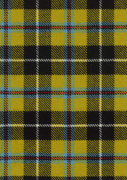 Cornish Tartan Fabric Swatch
