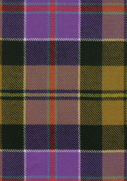Culloden Ancient Tartan Fabric Swatch
