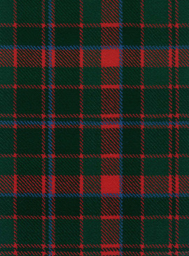 Cumming Htg Modern Tartan Fabric Swatch