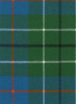 Duncan Ancient Tartan Fabric Swatch