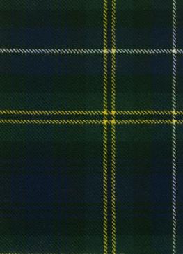 Dyce Modern Tartan Fabric Swatch