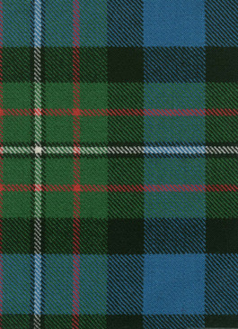 Ferguson Ancient Tartan Fabric Swatch