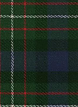 Ferguson Modern Tartan Fabric Swatch