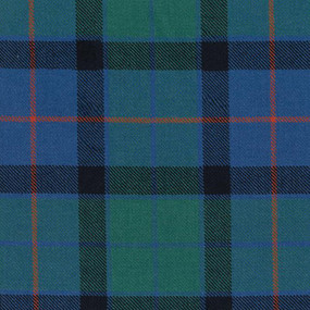 Flower Of Scotland Tartan Fabric Swatch