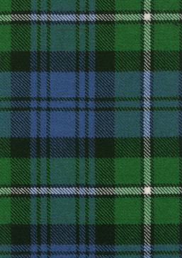Forbes Ancient Tartan Fabric Swatch