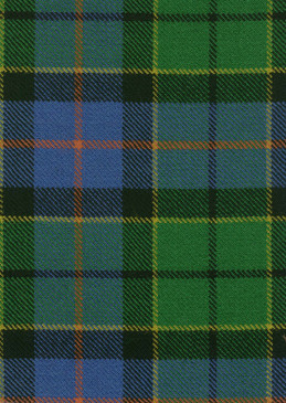 Forsyth Ancient Tartan Fabric Swatch