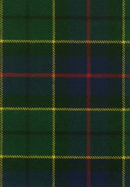 Forsyth Modern Tartan Fabric Swatch
