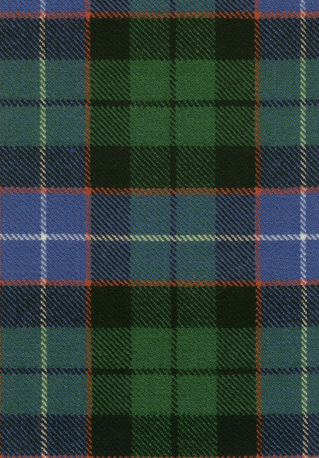 Galbraith Ancient Tartan Fabric Swatch