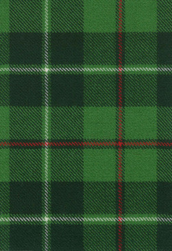 Galloway Htg Modern Tartan Fabric Swatch
