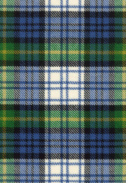 Gordon Dress Ancient Tartan Fabric Swatch