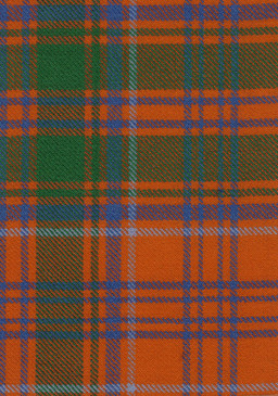 Grant Ancient Tartan Fabric Swatch