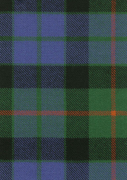 Gunn Ancient Tartan Fabric Swatch