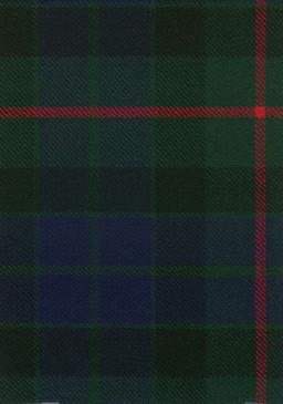 Gunn Modern Tartan Fabric Swatch
