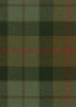Gunn Weathered Tartan Fabric Swatch