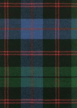 Guthrie Ancient Tartan Fabric Swatch