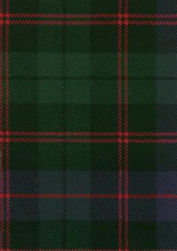 Guthrie Modern Tartan Fabric Swatch