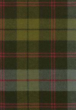 Guthrie Weathered Tartan Fabric Swatch