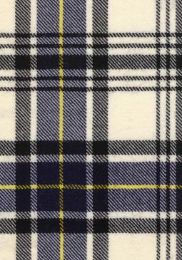 Hannay Tartan Fabric Swatch