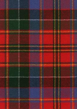 Hay&Leith Modern Tartan Fabric Swatch