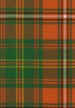 Hay Ancient Tartan Fabric Swatch