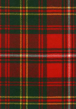 Hay Modern Tartan Fabric Swatch