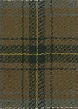 Henderson Weathered Tartan Fabric Swatch