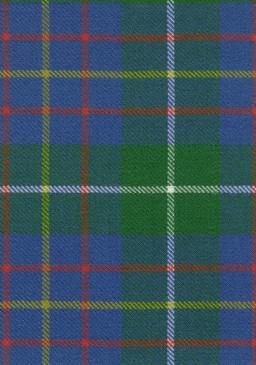 Inglis Ancient Tartan Fabric Swatch