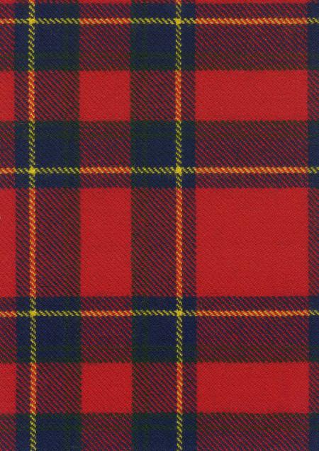 Inverness Modern Tartan Fabric Swatch
