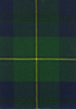 Johnstone Modern Tartan Fabric Swatch