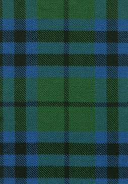 Keith Ancient Tartan Fabric Swatch