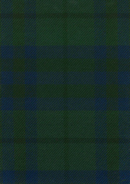 Keith Modern Tartan Fabric Swatch