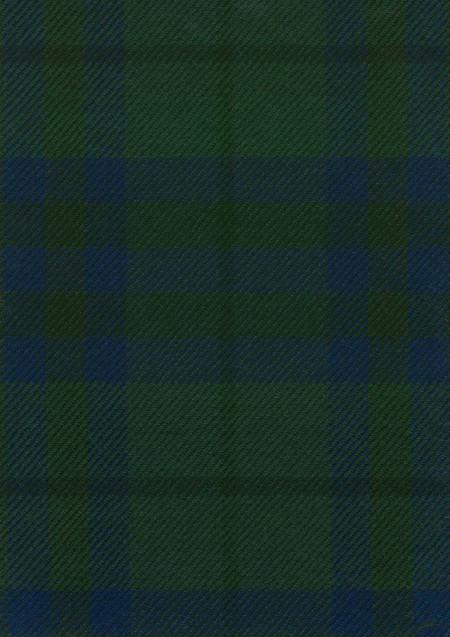 Keith Modern Tartan Fabric Swatch