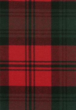 Kerr Modern Tartan Fabric Swatch