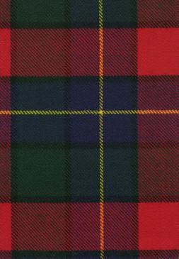 Kilgour Modern Tartan Fabric Swatch