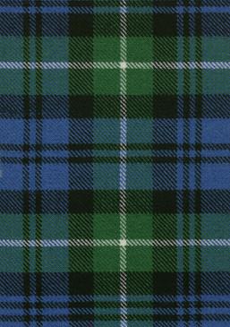 Lamont Ancient Tartan Fabric Swatch