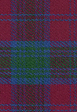 Lindsay Ancient Tartan Fabric Swatch