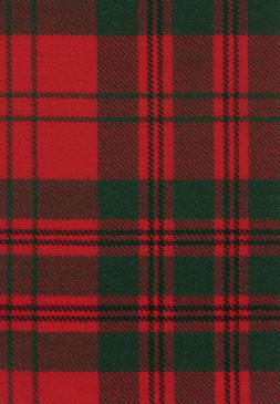 Livingston Modern Tartan Fabric Swatch