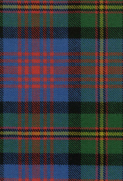 Logan Ancient Tartan Fabric Swatch