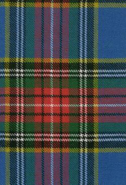 MacBeth Ancient Tartan Fabric Swatch