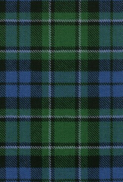 MacCallum Ancient Tartan Fabric Swatch