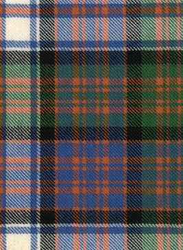 MacDonald Dress Ancient Tartan Fabric Swatch
