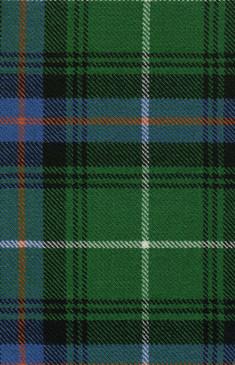 MacDonald Isles Htg Ancient Tartan Fabric Swatch