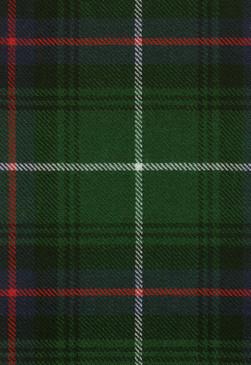 MacDonald Isles Htg Modern Tartan Fabric Swatch