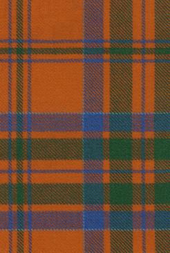 MacDonnell Keppoch Ancient Tartan Fabric Swatch