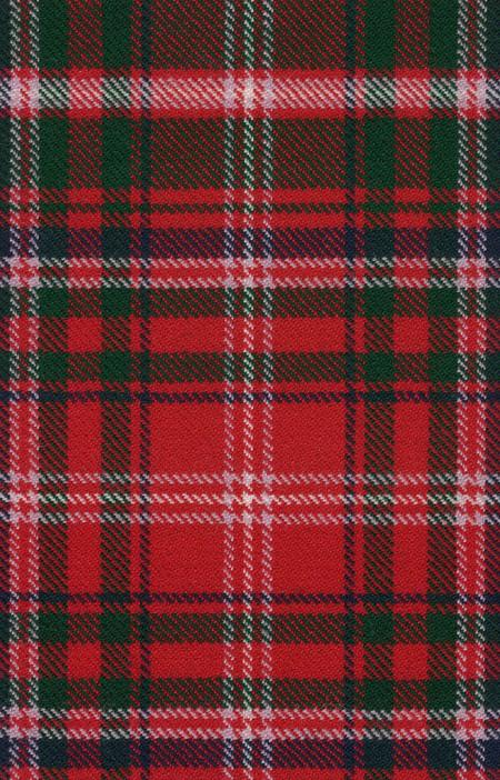 MacDougall Modern Tartan Fabric Swatch