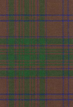 MacGillivray Htg Ancient Tartan Fabric Swatch