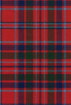 MacGillivray Modern Tartan Fabric Swatch